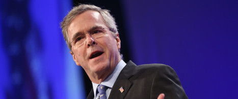 Jeb Bush Says Christian Business Owners Can Refuse To Serve Gay Weddings | Gender, Religion, & Politics | Scoop.it