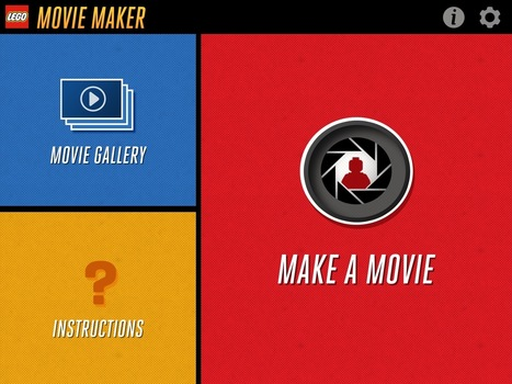 Lego Movie Maker -  Stop-Motion Animation  | ED|IT| | Scoop.it