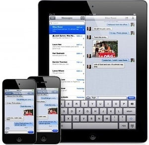Sync iMessage Across All iOS Devices: iPhone, iPad, & iPod touch | iPad and Apps | Scoop.it