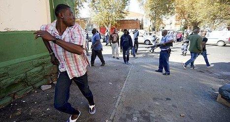 De vives tensions en Afrique du Sud suite à la mort d'un étudiant congolais | L'Afrique australe (Afrique du Sud, Namibie, Botswana, Lesotho-Swaziland, Zimbabwe, Mozambique) | Scoop.it