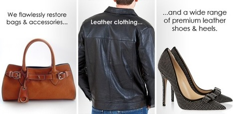 Quality and Best Leather Jacket Cleaning in Melbourne by Evans | Shoe Shine in Melbourne | Scoop.it