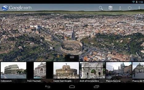 Google Earth en educación: Un mundo de posibilidades por explorar | Las TIC y la Educación | Scoop.it