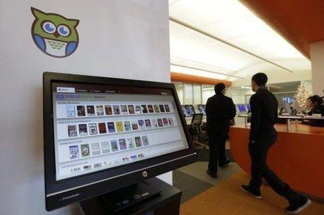 Une bibliothèque texane tente l'aventure du tout numérique | Paul J. Weber | Nouvelles | Liseuse, ebook et cdi | Scoop.it