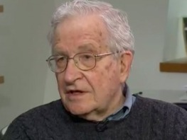 Noam Chomsky Slams America's Selfish Ayn Randian Elites | Embodied Zeitgeist | Scoop.it