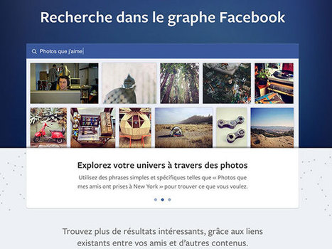 Optimiser sa page pour Facebook Graph Search | Graphe et web semantique | Scoop.it