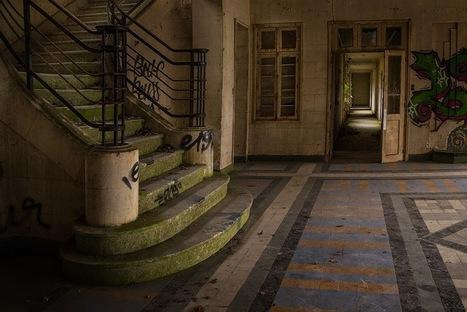 Alain Mijngheer-Fotografie, my way of living my life...: Urbex in France, part 3/4 : Sanatorium de Dreux | Fuji X series | Scoop.it