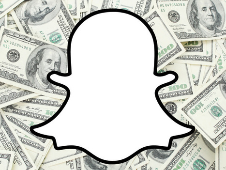 Snapchat Has Raised $485 Million More From 23 Investors, At Valuation Of At Least $10B | #Digitalanyheter | Scoop.it