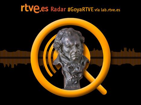 Radar social de los Premios Goya 2015 - Lab RTVE.es | Media Planning | Scoop.it