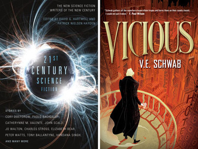 Vicious and Twenty-First Century Science Fiction Make the Publishers Weekly Best Books of 2013 List! | library | Scoop.it