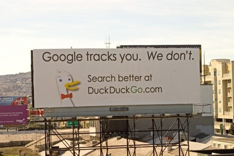 Google Displays Partial Results – DuckDuckGo | Sharing online to enrich learning | Scoop.it