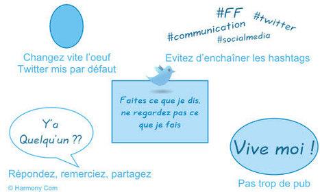15 conseils pour perdre des followers sur Twitter | Les réseaux sociaux : ce qu'il faut savoir | Scoop.it