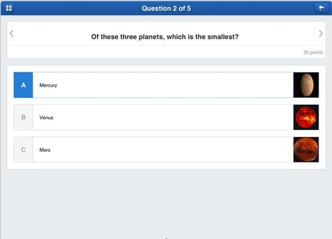 Introducing Quizzes for iPad! - Edmodo | learning by using iPads | Scoop.it