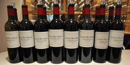 Château Haut-Bailly Vertical | Wine, Life & Geek - entre Bordeaux & Toulouse | Scoop.it