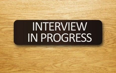 Why Industry Interviews Make For Good Blog Posts | MarketingHits | Scoop.it