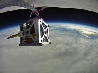 NASA gebruikt smartphones als satellieten | ICT-inzet bij ondernemingen | Scoop.it