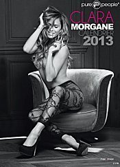 Les photos sexy du calendrier 2013 de Clara Morgane ! | Radio Planète-Eléa | Scoop.it