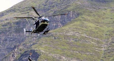 Col d'Azet : une septuagénaire héliportée après avoir été encornée par une vache | Vallée d'Aure - Pyrénées | Scoop.it