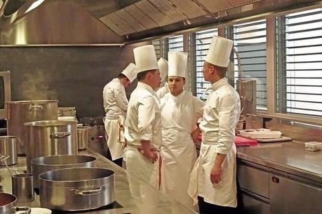 Hôtel de Ville à Crissier : Franck Giovannini est passé aux commandes des cuisines – parce que  » l'histoire ne doit pas s'arrêter là ! « | MILLESIMES 62 : blog de Sandrine et Stéphane SAVORGNAN | Scoop.it