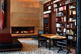 A House to Look Smart In | Random cool stuff about libraries | Scoop.it