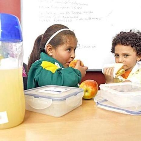 Consecuencias de no enviar loncheras nutritivas a sus hijos | Orientación Familiar | Scoop.it