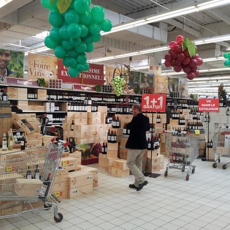 Exclusif : les ventes des #foires aux #vins d'automne 2014 dans 16 enseignes de grande distribution. | Vos Clés de la Cave | Scoop.it
