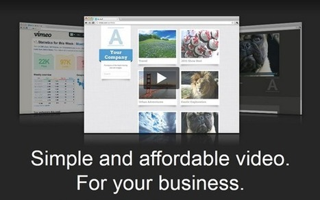 Why Your Business Videos Should be on Vimeo - Marketing Technology Blog | Video Curation | Scoop.it