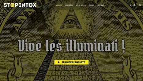 Stop Intox, le site d'info pour lutter contre les théories du complot   Clemi Strasbourg   Scoop.it