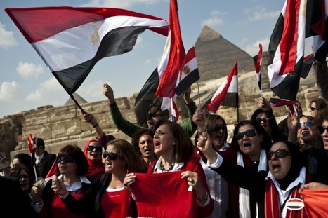 A look at Egypt a month after the revolution   Coveting Freedom   Scoop.it