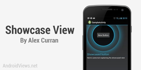 Showcase View - AndroidViews | test | Scoop.it