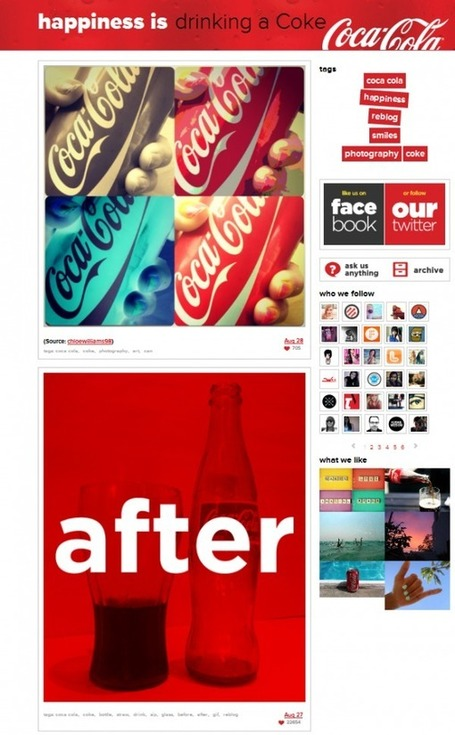 5 Brands Using Tumblr Effectively | Public Relations & Social Media Insight | Scoop.it