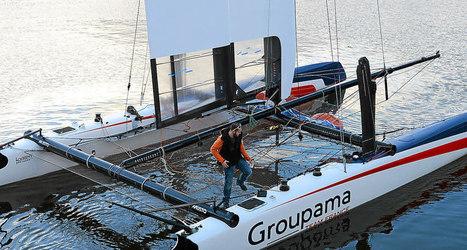 Groupama Team France au Poulmic.  Un volet recherche sur les appendices | revue de johane | Scoop.it