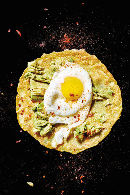 Egg and Avocado Breakfast Recipe - POPSUGAR | All Gluten Free All the Time | Scoop.it