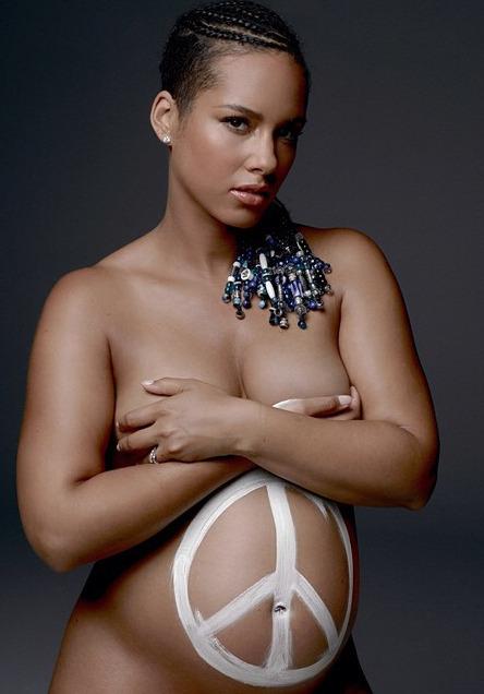 Alicia Keys se dénude… pour la bonne cause! | CHRONYX 4 CHANGE : un autre monde est possible ! | Scoop.it