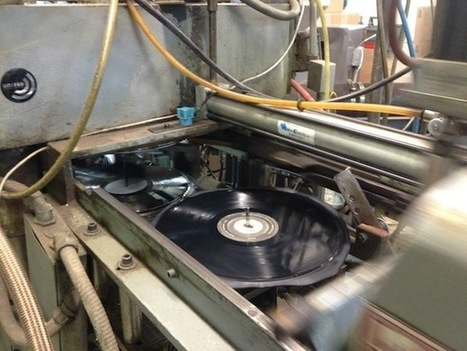 The Largest Vinyl Pressing Plant in the U.S. Is Expanding... - Digital Music News | Musicbiz | Scoop.it