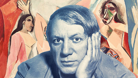 Steal Like Picasso: How Outside Inspiration Can Fuel True Innovation | acerca superdotación y talento | Scoop.it