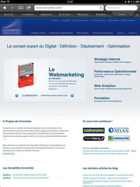 Le digital et les points de vente : quelles articulations ? | Marketing | Scoop.it