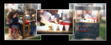 Kids Sell Lemonade to Save Baby Monkeys | Wildlife Conservation: People and Stories | Scoop.it
