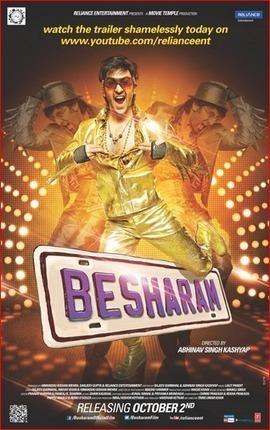 Besharam (2013) Full Movie Download In HD Quality | Movie Review | Scoop.it