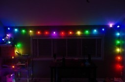 Weekend Project: Web-controlled Christmas Lights with Node.js, Arduino, and Raspberry Pi | Gnewt's Blag | Raspberry Pi | Scoop.it