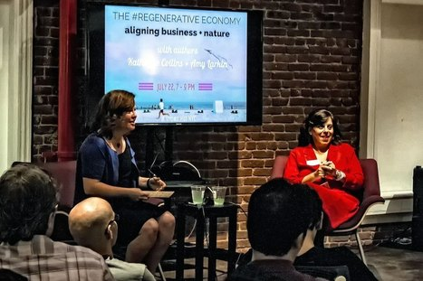 Biomimicry Lessons for Business from Amy Larkin and Katherine Collins | Sustain Our Earth | Scoop.it