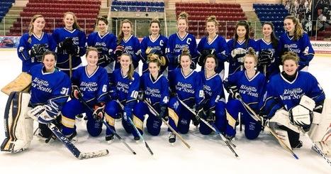 Ringette Nova Scotia - U19 AA Teams Road to Nationals   Bedford, NS   Scoop.it
