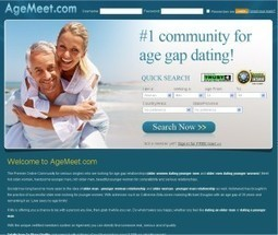 Best Younger Women Older Men Dating Site Review » Age Marriage | AgeMarriage.com | Scoop.it