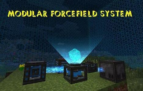Minecraft mods Modular Forcefield System 1.6.2/1.5.2 – Minecraft Download For Free | ha giang | Scoop.it