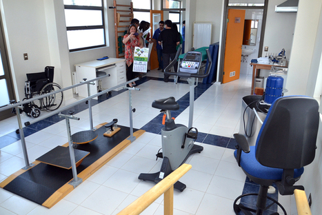 Cesfam de Labranza inauguró moderna sala de rehabilitación ...   Enfermería Comunitaria   Scoop.it