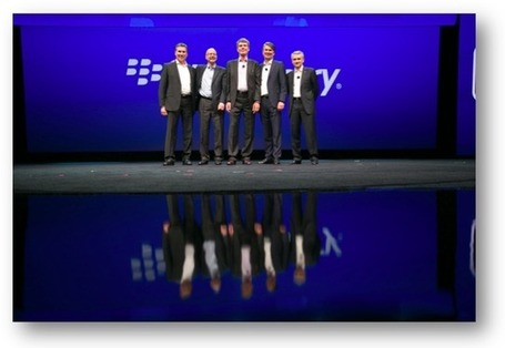 BlackBerry Live 2013 Keynote Highlights and Announcements | Blackberry | Scoop.it