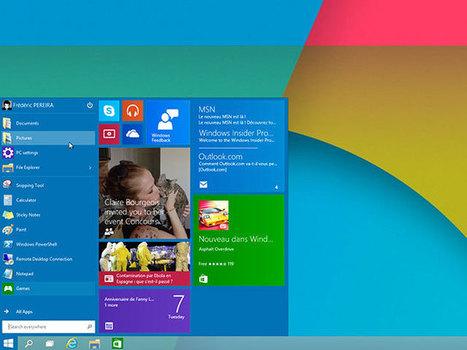 Microsoft s'explique au sujet du 'key logger' de Windows 10 Technical Preview | Geeks | Scoop.it