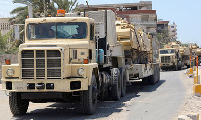 Interior Ministry raises emergency measures in Sinai | Égypt-actus | Scoop.it