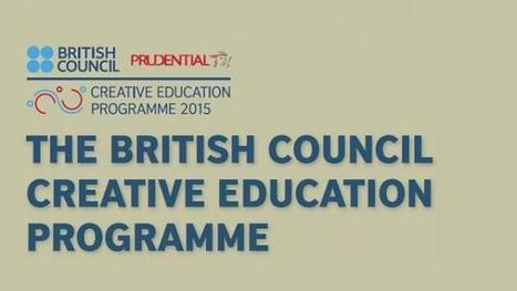Teacher Creativity Workshop | British Council x Prudential | professional learning | Scoop.it