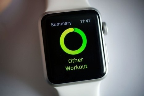 Your next Apple Watch could save you from carpal tunnel syndrome | Cult of Mac | Latest mHealth News | Scoop.it