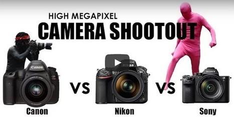 Sony A7R II vs. Canon 5DS R vs. Nikon D810 camera shootout   Nikon Rumors   Sony A7 & A7R Full Frame ILC Mirrorless Cameras   Scoop.it